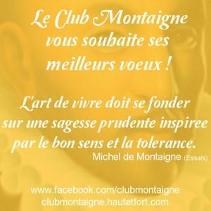 Voeux Club Montaigne 241212
