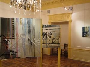 Exposition Frédérick Gagné - Galerie Notre Dame Dijon1 150313
