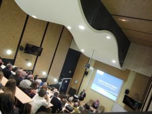Conférence Nicolas Dupont-Aignan - Sciences Po Dijon1 280313
