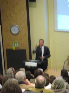 Conférence Nicolas Dupont-Aignan - Sciences Po Dijon2 280313