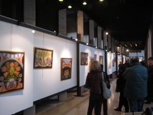 Vernissage exposition Jacqueline Vizcaino2 - Festival ISing 280313
