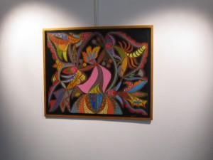 Vernissage exposition Jacqueline Vizcaino5 - Festival ISing 280313