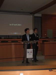 Idéaux et Débats - Président AN et Vice-président UDI - Gd Dijon 270413