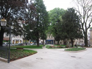 Inauguration Square des Ducs1 180513