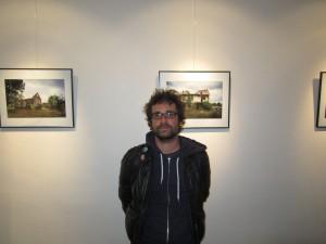 Vernissage exposition Johann Michalczak5 Room 38 150513