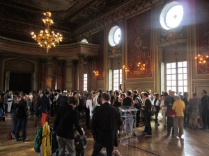 Vernissage Exposition Lydie Jean-Dit-Pannel HVille Dijon1 140613