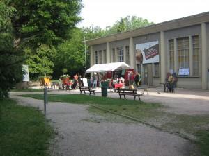 Jardin Arquebuse - Vente Produits bio Rézo Fet'Art2 290613
