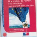 Badge Europe UMP 2005