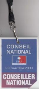 CN UMP 2009