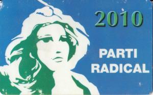 Carte PR 2010