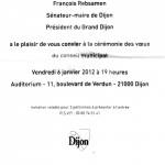 Invitation François REBSAMEN - Voeux 060112