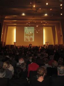 Grande réunion Alain Houpert François Sauvadet Salle Devosge 180314 (5)