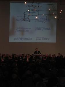 Grande réunion Alain Houpert François Sauvadet Salle Devosge 180314 (6)