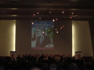 Grande réunion Alain Houpert François Sauvadet Salle Devosge 180314 (8)
