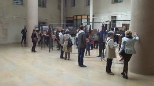 35Vernissage exposition Sciences Po - Salle Coupole 300414 (1)