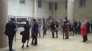 35Vernissage exposition Sciences Po - Salle Coupole 300414 (2)