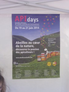 Apidays Fête des abeilles - Jardin Arquebuse 210614 (2)