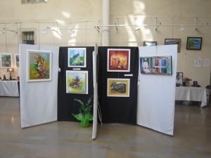 Exposition Salon Artista Dijon 310514 (4)