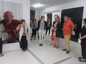 Vernissage exposition FRAC - Consortium 140614 (4)