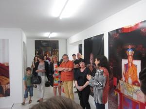 Vernissage exposition FRAC - Consortium 140614 (6)