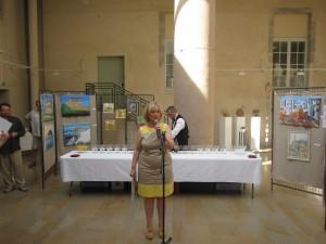 Vernissage exposition OPAD La Coupole Dijon 100614 (1)