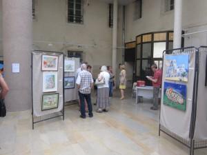 Vernissage exposition OPAD La Coupole Dijon 100614 (4)