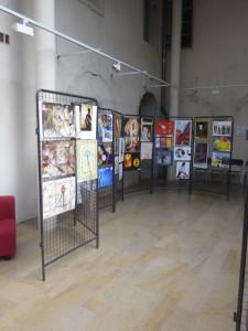 Vernissage exposition OPAD La Coupole Dijon 100614 (5)