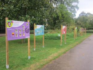 54Exposition Diversité des cépages en Bourgogne Jardin Arquebuse 210914 (2)