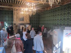 Exposition 70 ans Libération Dijon Hôtel de Vogüe 120914 (1)