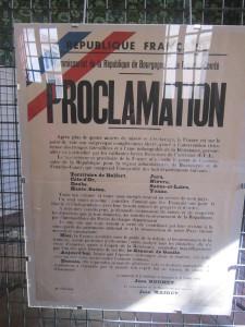 Exposition 70 ans Libération Dijon Hôtel de Vogüe 120914 (2)