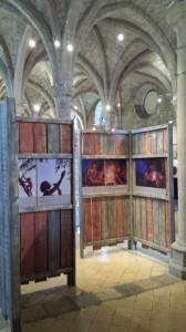 Exposition Sur Les Traces de l'homme Musée archéologique Dijon 190914 (1)