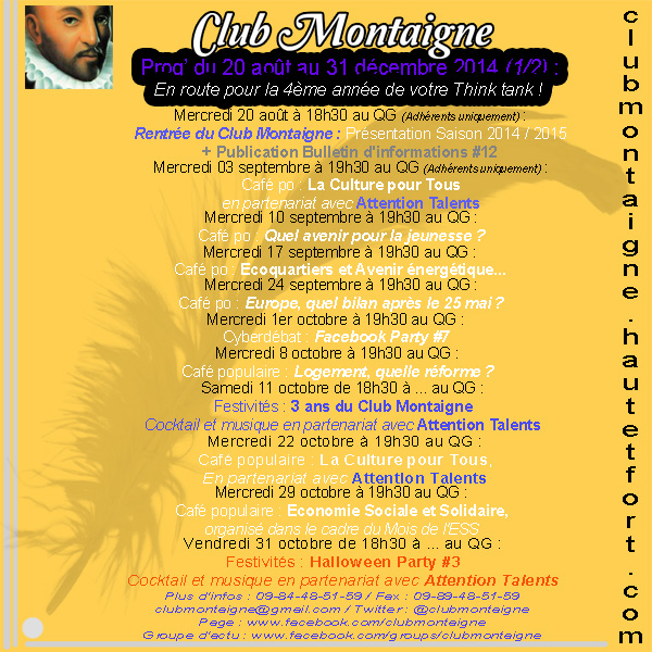 Prog Club Montaigne 3e T 2014 - Web 1-2 200814