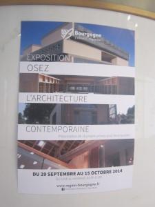 56Expo Osez l'architecture contemporaine Bourgogne CR 290914 (2)