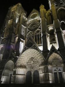 Cathédrale Bourges 081114