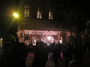 Concert côté Mairie Bourges 080914 (1)