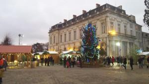 Marché Noël Bourges 241214