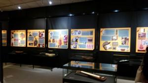 Exposition Une histoire de Guitare Médiathèque 130215 (6)