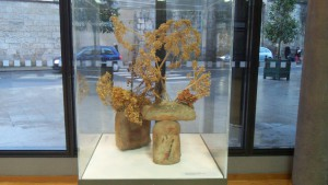 Exposition céramiques Jacqueline et Jean LERAT Mairie Bourges 280114 (3)