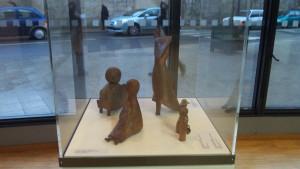 Exposition céramiques Jacqueline et Jean LERAT Mairie Bourges 280114 (4)