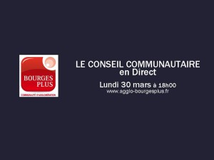 Conseil communautaire Bourges + 300315