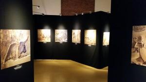 Exposition Les animaux d'Egypte ancienne Muséum 070315 (2)