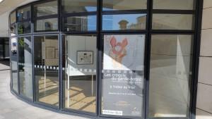 Exposition Les croquis du Garde-notes Hôtel Ville Bourges 140415 (1)
