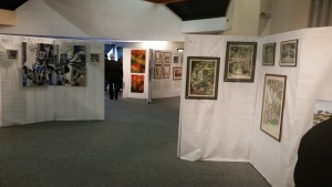 Vernissage Salon international Art et Peinture Palais Auron 030415 (8)