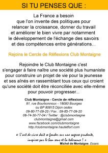 Flyer Club Montaigne A5 2-2 170415