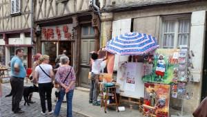 Le Ptit Montmartre Rue Bourbonnoux Bourges 130615 (4)