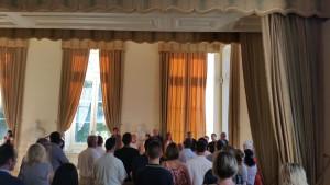Réception Les Ambassadeurs de Bourges 290615 (2)