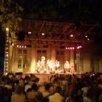 Soirée Musique et Patrimoine - Concert Eyo'Nlé (Afrobeat) 290815 (12)