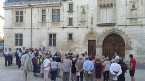 Soirée Patrimoine et Musique Palais Jacques Coeur Bourges 150715 (1)