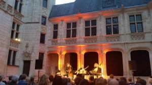 Soirée Patrimoine et Musique Palais Jacques Coeur Bourges 150715 (8)