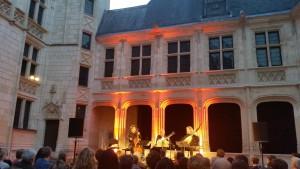 Soirée Patrimoine et Musique Palais Jacques Coeur Bourges 150715 (9)